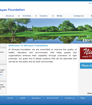 Shreyas Foundation